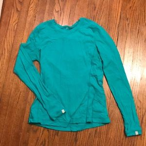 Long sleeve lululemon